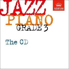 Jazz Piano Grade 3: The CD (ABRSM Exam Pieces) BRAND NEW SEALED   #46