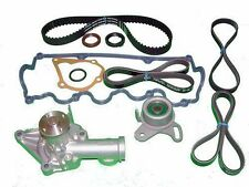 Timing Belt Water Pump Kit   FITS:  Hyundai Accent 2000 2001 TENSIONERS BELTS