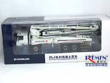 1/50 ZOOMLION ZLJ Series truck-mounted concrete pump ZLJ5433THB-52 model
