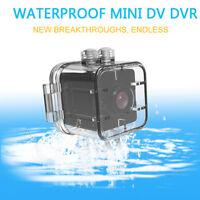 Wasserdichte Mini Kamera SQ12 HD Sport Action Kamera Nachtsicht Camcorder 1 X4F8