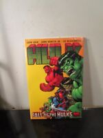 Marvel Premiere Edition Hulk Volume #5 Fall of the Hulks HC NEW SEALED ~