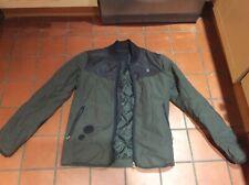 G Star G-Star Raw Mens Bomber Jacket Coat  Uk Size S Green