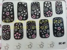Unbranded Rhinestone Nail Art Stickers