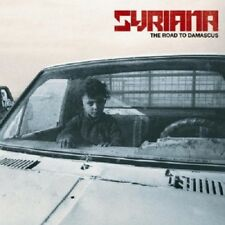 SYRIANA - THE ROAD TO DAMASCUS  CD NEW