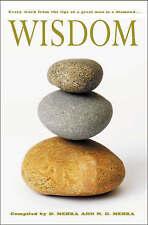 Wisdom, D Mehra, New Book
