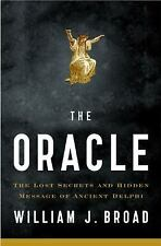 The Oracle: Lost Secrets and Hidden Message of Ancient Delphi-ExLibrary