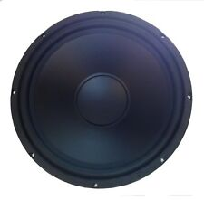 "NEW Premium Heavy Duty 15"" Sub Woofer Speaker RESTORE YOUR SPEAKERS 4 & 8 Ohm"