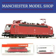 "Fleischmann N 1:160 Electric locomotive 120 102-9 DB AG ""DCC DIGITAL"" NEW BOXED"