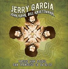 Jerry Garcia, John Kahn, Bill Kreutzmann ‎– Pacific High Studio (2015)  2CD  NEW
