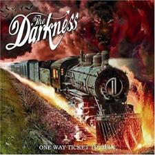 Darkness One Way Ticket To Hell... And Back UK CD album (CDLP) 5101112182