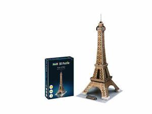 Revell 3D Puzzle - Eiffel Tower (39 interlocking foamboard pieces) RV00200