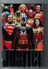 Justice #1 | Hardback - Hard Cover - HC | Batman - Superman | DC Comics - 2006
