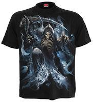 SPIRAL DIRECT GHOST REAPER T-Shirt/Death/Metal/Skull/Souls/Dark Ghost /Tees/Top