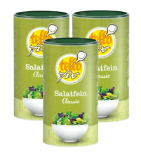 tellofix Salatfein Classic 3 x 800g Salatdressing mit Kräuter (1,07€/100g)