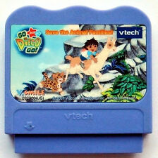 vtech V.Smile Systems Learning Game: Go, Diego, Go! Save the Animal Families