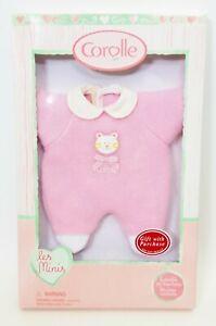 Corolle Les Minis Pink Blanket Sleeper for Mini-Calins & Mini-Corolline Dolls
