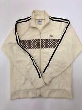 Adidas Felpa Tuta Jacket Vintage Anni 90 Taglia S/M