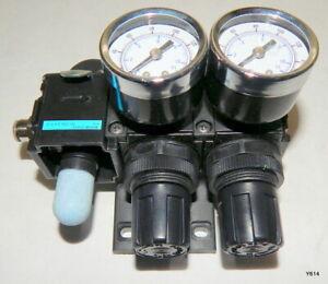Wilkerson Ball Valve Pressure Regulator 160 PSI MAX V40-02-B000B R09-02-FB00