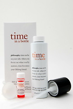 Brand New Philosophy Time in a Bottle 1.3oz Daily Age-Defying Serum + Activator