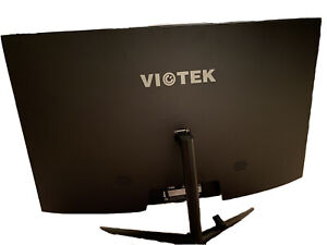 Viotek GN24C 24 Inch Widescreen Curved Gaming LED Monitor with Built in Speakers
