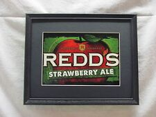 RED'S STRAWBERRY ALE    BEER SIGN  #825