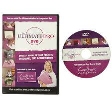 Ultimate Crafter's Companion Pro DVD por Video Cd-rom
