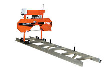 Wood-Mizer LT10 Portable Sawmill Bandsaw - 10HP