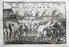 EROBERUNG MENEN 1708 MENIN SPANISCHER ERBFOLGEKRIEG GUERRE DE SUCESSION SIEGE