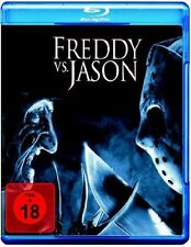 Blu-ray * Freddy vs. Jason * NEU OVP * (versus)