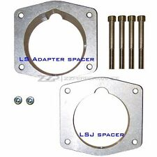 ZZPerformance Standard LSJ Throttle Body Spacer Plate for 2005-07 Cobalt SS 2.0L