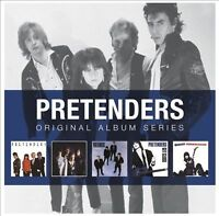 PRETENDERS 5CD NEW ST/II/Learning To Crawl/Get Close/Last Of The Independents