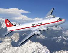 Revell Germany 1:72 DC-4 Balair Plastic Model Kit 04947 RVL04947