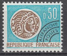 FRANCE TIMBRE  OBL PREOBLITERE  N° 128     TYPE MONNAIE GAULOISE