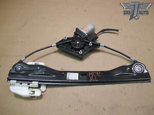 🥇11-16 MINI COOPER R60 REAR LEFT DOOR WINDOW REGULATOR W/ MOTOR 9800635 OEM