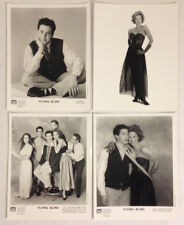 Flying Blind promotional (4) Photo LOT /vintage 1992 Fox Broadcasting Tea Leone