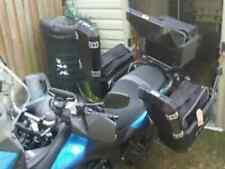 Alforja FORRO BOLSAS INTERIOR bolsas bolsas de equipaje para encajar Suzuki V Storm 650XT
