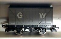 BNIB Vintage Lima OO Gauge GW 12T Goods Wagon 5605W