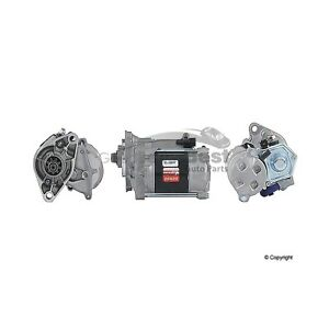 One DENSO Starter Motor 2800107 for Toyota Celica Cressida Supra