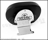 BRAND NEW RIDER DRIVER BACKREST YAMAHA XVS 1300 MIDNIGHT STAR, Vstar XVS1300
