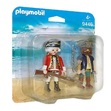 Playmobil Pirate And Soldier Building Set 9446 NEW Learning Toys