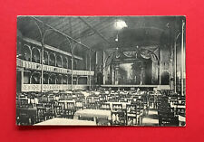 AK DRESDEN Strehlen 1909 Hotel und Variete Königshof Innenansicht    ( 54893