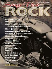 Songs That Rock: Piano/Vocal/Chords