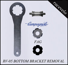 bottom bracket bb remover wrenches tool campagnolo mirage veloce SKF FAG SACHS