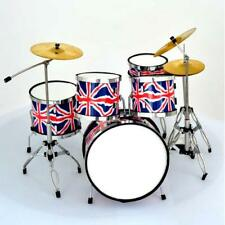 The Rolling Stones - Batteria in Miniatura - Miniature Drum Set - Mini Bateria