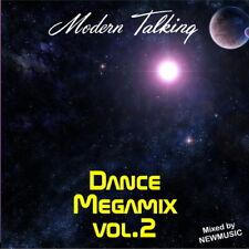 #YS168A - MODERN TALKING - Dance Megamix vol. 2 /1CD [BLUE SYSTEM]