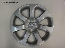 Mazda 3 Hubcap (each) 16 inch 2010 2011 2012 2013 BBM237170