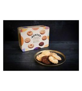 Border Biscuits Luxury Biscuit Tin