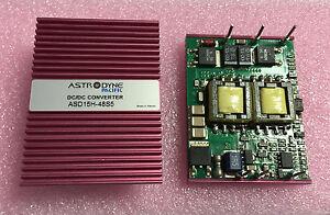 20pcs ASD15H-48S5 Astrodyne DC/DC Converter Input 20-75VDC Output 5VDC