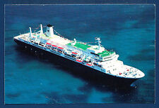 SS NOORDAM Holland-America Line Passenger Liner