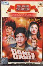 DANCE DANCE - BOLLYWOOD DVD - Mithun Chakraborty, Smita Patil, Mandakini.